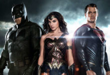 Batman v Superman- Dawn of Justice (i tre eroi)