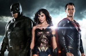 Batman v Superman- Dawn of Justice (i tre eroi)