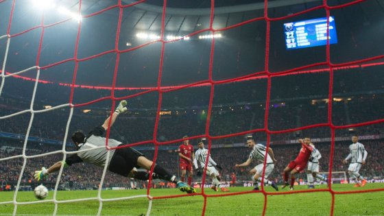 Bayern Monaco Juventus Champions League 4 a 2