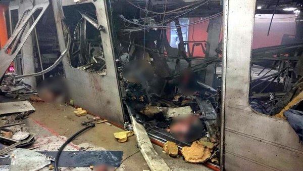 Bruxelles 3 attacchi terroristici