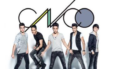 CNCO boy band