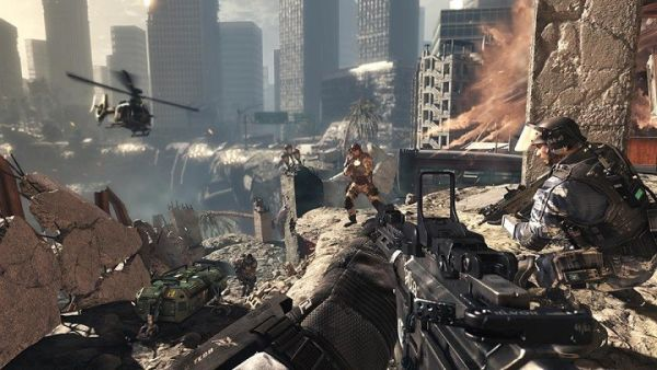 videogiochi che potrebbero diventare ottimi film - Call of duty il film