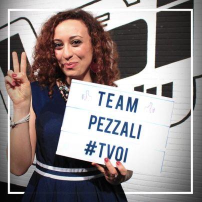 Cristina Di Pietro The Voice