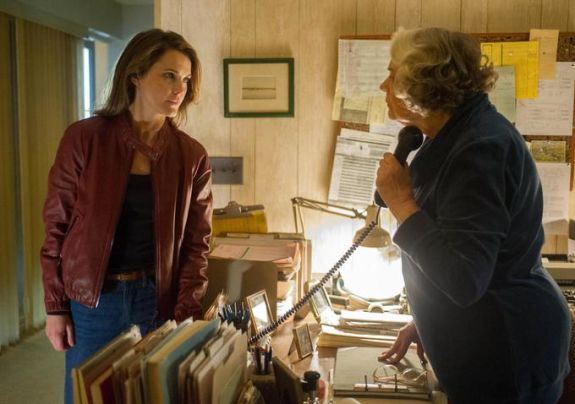 Elizabeth e Betty - The Americans 3 stagione