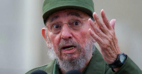 Fidel Castro Vs Obama
