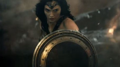 Wonder Woman in Batman v Superman- Dawn of Justice