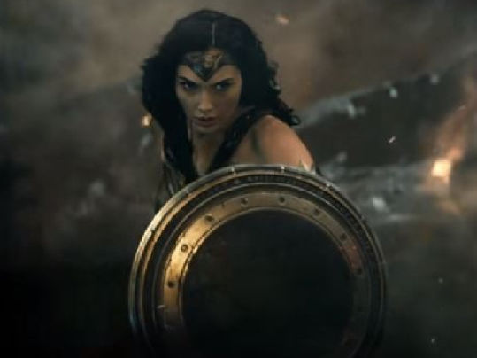 Gal Gadot nuovo trailer Wonder Woman