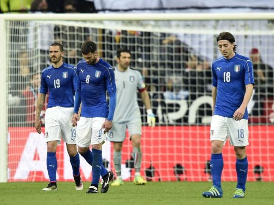 Germania Italia 4 1