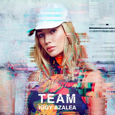 Team Iggy Azalea