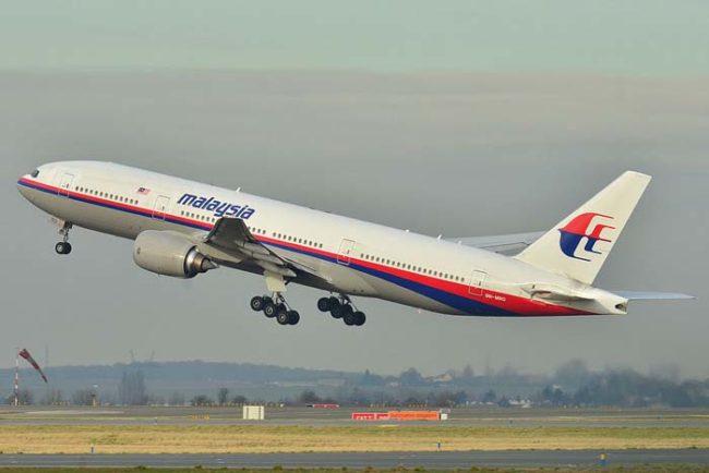 Ricercatore Ufo aereo MH370