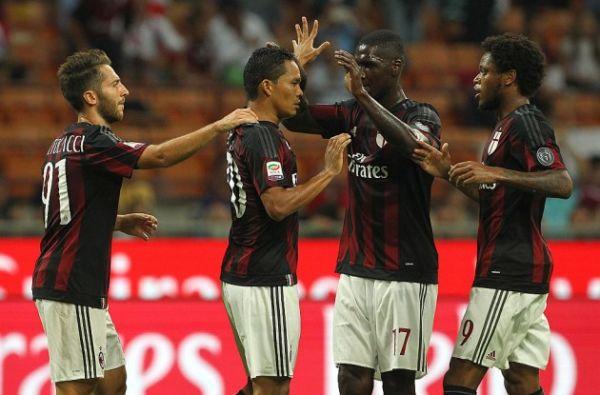 Bologna Milan 0-1 Bacca