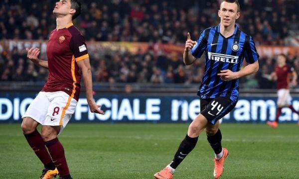 Roma Inter 1 1 Perisic