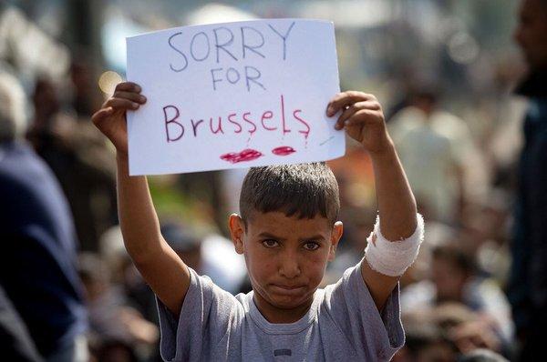 Terza bomba aeroporto di Bruxelles