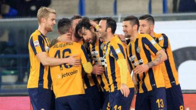 Verona calcio 2016