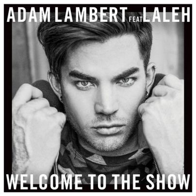 adam lambert - welcome to the show