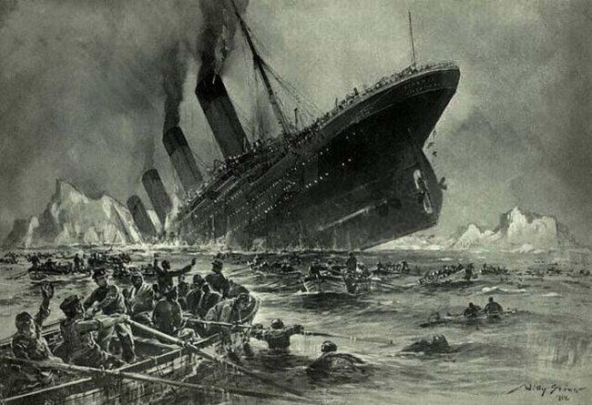 coppie più belle della storia del cinema - Titanic