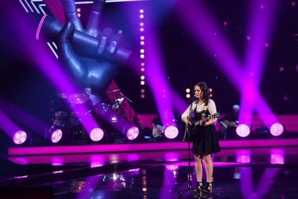 Anna Maria Castaldi The Voice