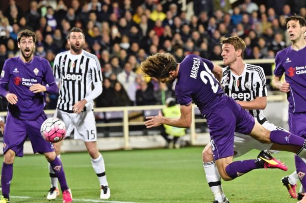 Fiorentina Juventus 2016 rigore su Alonso