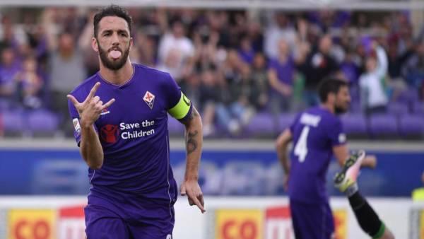 Fiorentina Sassuolo 3-1 2016