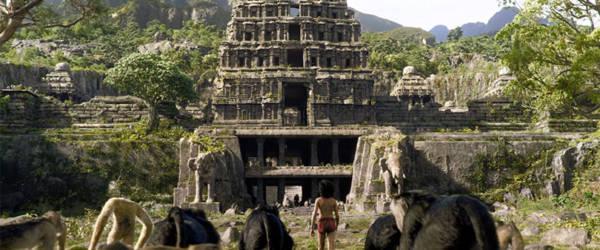 Il Libro della Giungla 2016 - castello delle scimmie