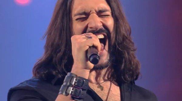 Ivan Giannini si sfoga a The Voice