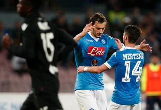 Napoli Inter 2 dicembre 2016