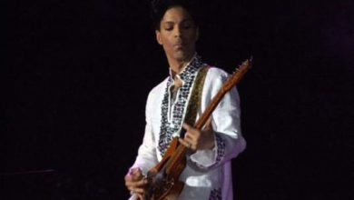 Prince in live