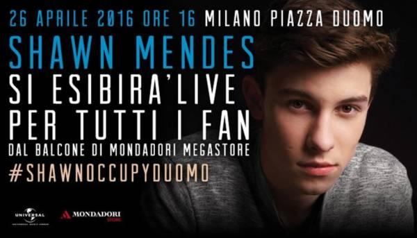 Shawn Mendes nuovo album settembre 2016