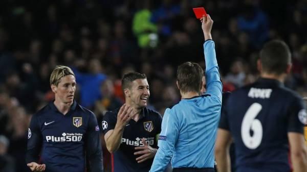 Torres Barcellona Atletico Madrid 2016