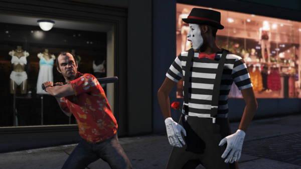 Videogames violenti non causano violenza - GTA 5