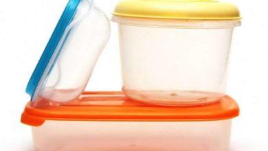 contenitori di plastica nocivi