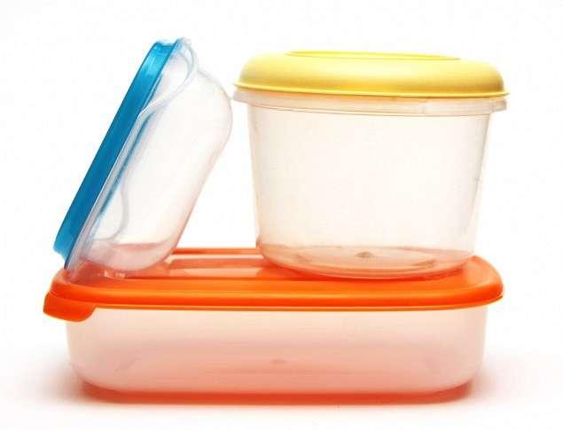 I contenitori in plastica sono nocivi