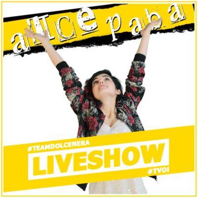 Alice Paba Rino Gaetano The Voice