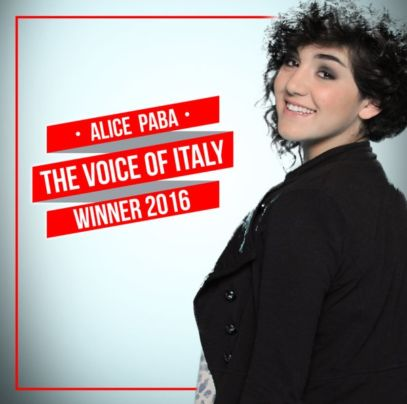 Alice Paba vince The Voice