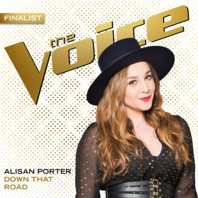 Alisan Porter The Voice