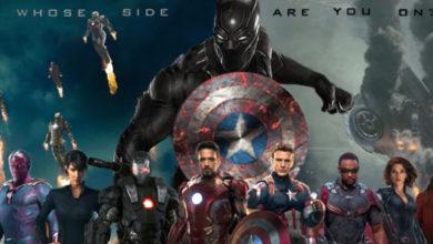 Captain America: Civil war - foto cast