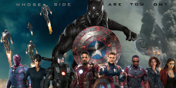 Captain America: Civil war - foto cast