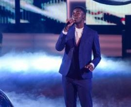 Charles Kablan The Voice