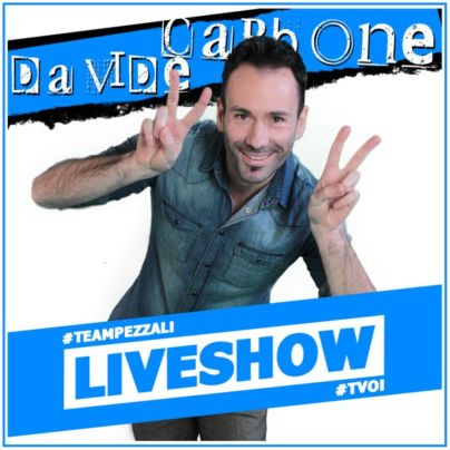 Davide Carbone Always on my mind The Voice