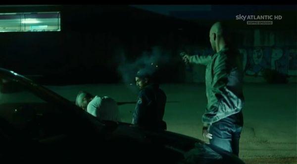 Gomorra 2 stagione - esecuzione vigilantes