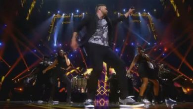 Justin Timberlake Eurovision Can't Stop The Feeling