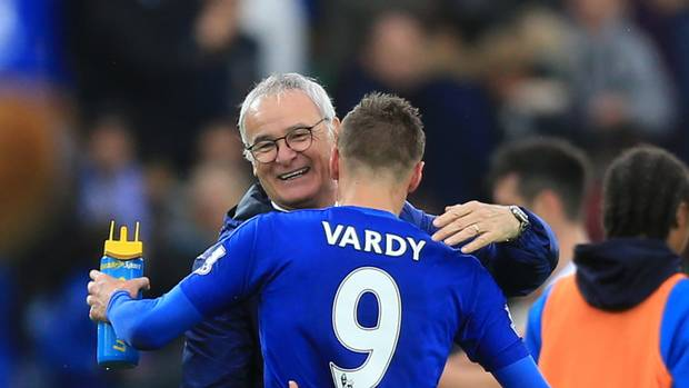 Leicester numeri della stagione 2015/16