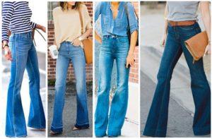 zampa jeans TROPPO SEXY