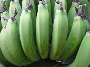 banane acerbe