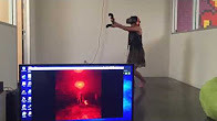 reazione zombie virtual reality