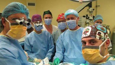 una sala operatoria