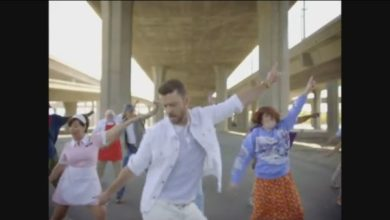 Justin Timberlake video Can't Stop The Feeling
