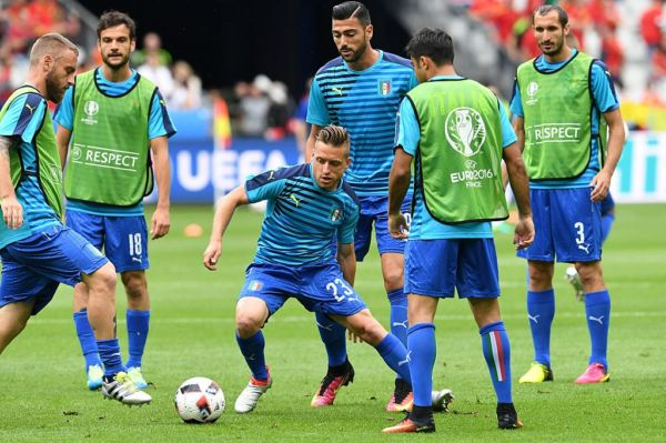 Euro 2016 De Rossi Germania