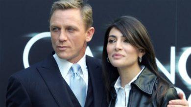 Daniel Craig e Caterina Murino