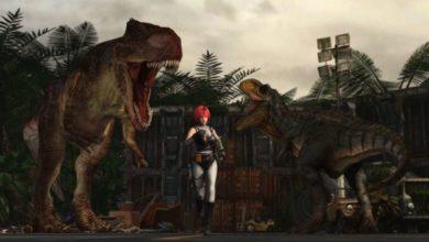 Dino Crisis 2 - dinosauri e videogames